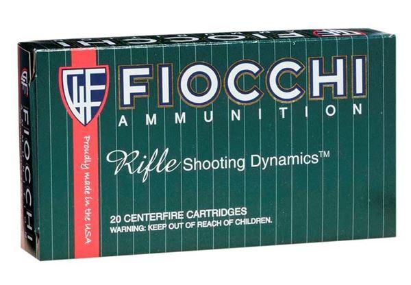 Picture of Fiocchi .308 Winchester Shooting Dynamics 165 Grain Interlock SP Ammo (Box of 20)