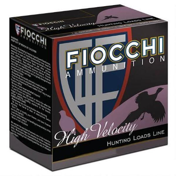 Picture of Fiocchi High Velocity 12 Gauge (Box of 25)