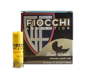 Picture of Fiocchi Ammunition 20 Gauge 25 Round Box