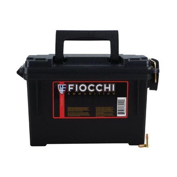 Picture of Fiocchi Ammunition 22 LR 40 Grain Copper-Plated Round Nose Field 1575 Round Plano Box