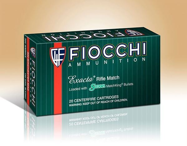 Picture of Fiocchi Ammunition 300 Win Magnum 190 Grain Hollow Point Boat Tail 20 Round Box