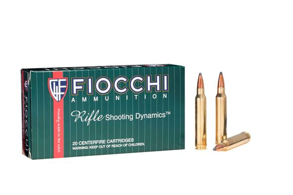 Picture of Fiocchi Ammunition 300 Win Magnum 150 Grain Interlock Soft Point Boat Tail 20 Round Box