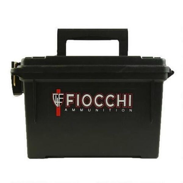 Picture of Fiocchi Ammunition 308 Win 150 Grain Full Metal Jacket 180 Round Plano Box