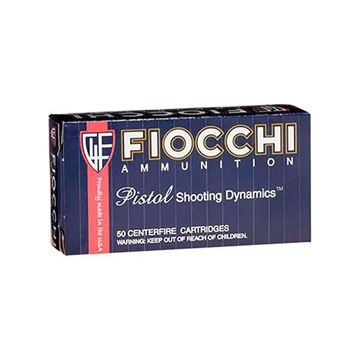 Picture of Fiocchi 357 Magnum 125gr JHP Ammo - Box of 50