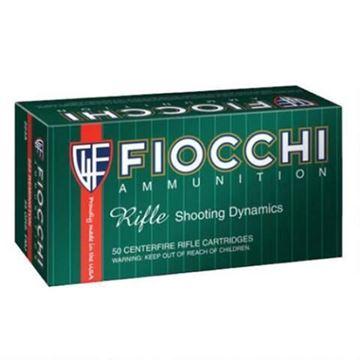 Picture of Fiocchi Ammunition 7mm-08 Rem 139 Grain Hornady Super Shock Tip 20 Round Box