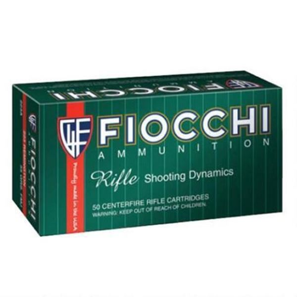 Picture of Fiocchi Ammunition 7mm-08 Rem 139 Grain Hornady Super Shock Tip 20 Round Box