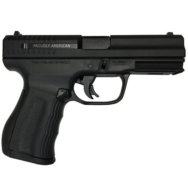 Picture of FMK 9C1 G2 9 mm Compact  Pistol (Black Polymer Frame)
