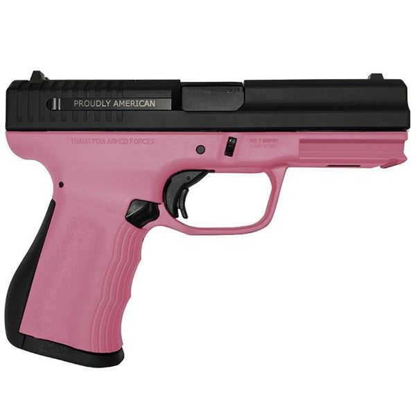 Picture of FMK 9C1 G2 Fat 9 mm Pistol (Pink Polymer Frame)