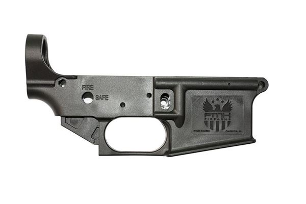 Picture of FMK AR-1 Extreme AR-15 Multi Caliber Polymer Lower Receiver Black