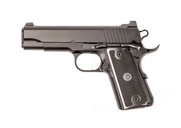 Picture of Guncrafter Industries 1911 No Name Concealed Carry Officers 9mm Black Semi-Automatic 8 Round Pistol