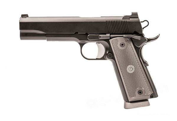 Picture of Guncrafter Industries 1911 50GI Black Semi-Automatic 7 Round Pistol