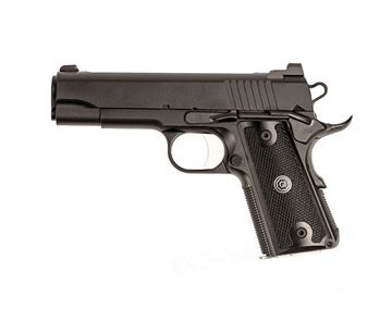 Picture of Guncrafter Industries 1911 No Name Concealed Carry Officers 9mm Melonite Semi-Automatic 8 Round Pistol