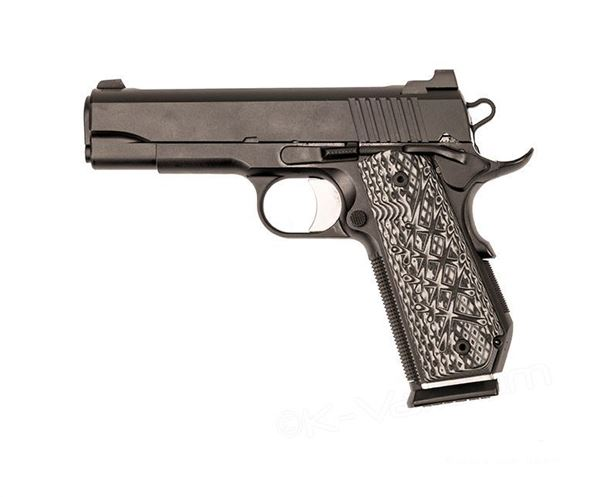 Picture of Guncrafter Industries 1911 Concealed Carry Officers 45 ACP Black Semi-Automatic Pistol
