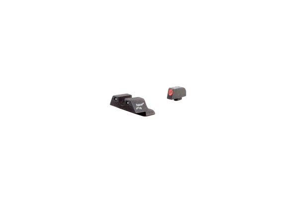 Picture of Trijicon 600538 GL101O HD™ Night Sight Set - Orange Front Outline - for Glock Pistols