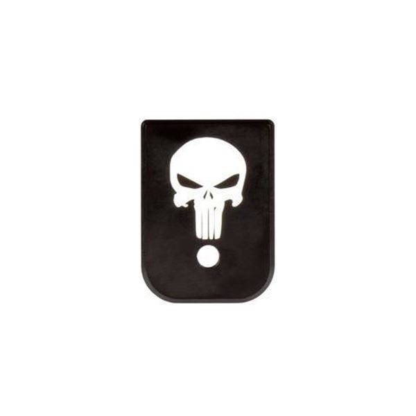 Picture of Glock Magazine Punisher Base Plate / Floor Plate CG-055BP
