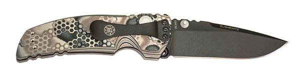 Picture of Hogue EX-01 3.5 inch Cerakote G10 Frame Tread G-Mascus Dark Earth Folder Drop Point Blade