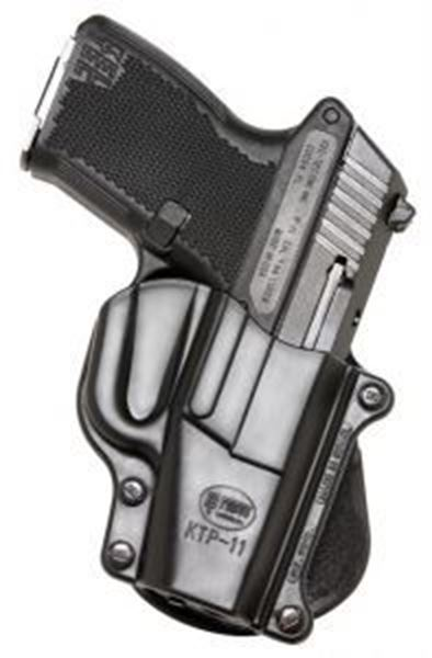 Picture of Fobus Holster for Kel-Tec P11 - 9mm & .40 cal / SCCY CPX-1 / Ruger LC9