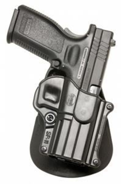 Picture of Fobus Holster for Springfield XD, XDM, HS 2000/Ruger 345