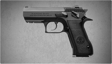 Picture of IWI FS-45 Steel Pistol .45ACP with 2 magazines