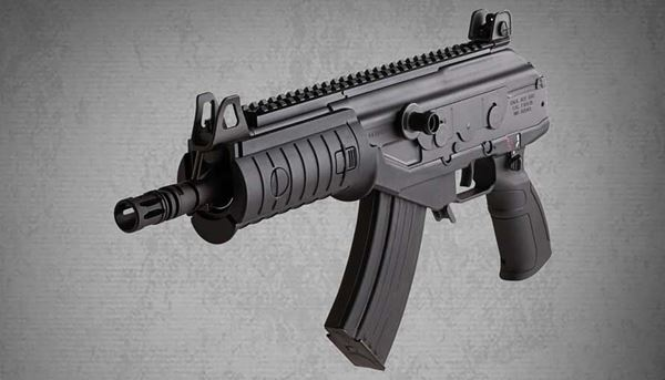 """Picture of IWI Galil Ace 7.62 x 39 Pistol with 8.3"""" Barrel and 30 Round Magazine"""