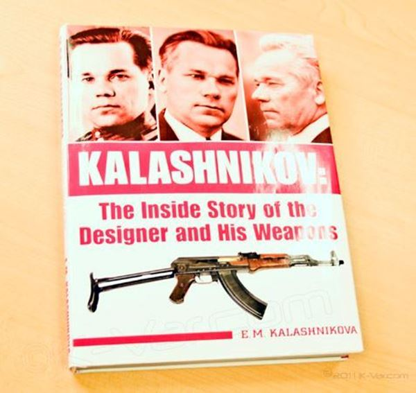 Picture of Kalashnikov: The Inside Story of the Designer and His Weapons