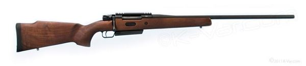 Picture of Zastava M808 243 Win Walnut Bolt Action 4 Round Rifle