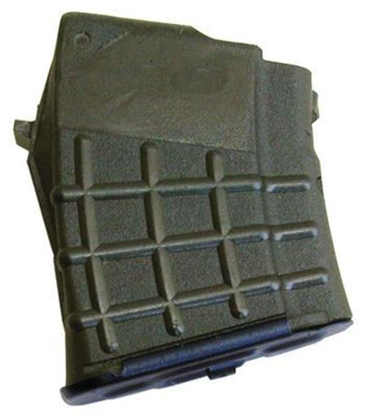 Picture of Arsenal Circle 10 7.62x39mm OD Green Double Stack 5 Round Magazine