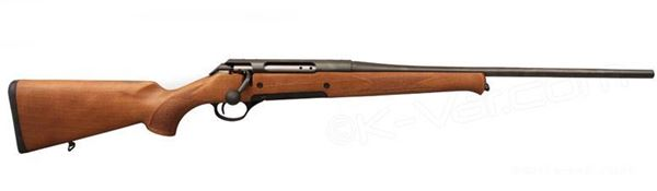 Picture of Merkel R15 243 Win Walnut Bolt Action 3 Round Rifle