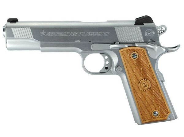 """Picture of Metro Arms 1911 .45 Classic II 5"""" 1911 Hard Chrome"""