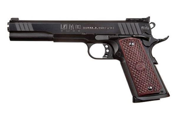 Picture of Metro Arms 1911 Classic Bullseye 45 ACP Blue Semi-Automatic Pistol