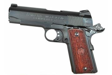 Picture of Metro Arms American Classic Commander 9mm Deep Blue Pistol Features
