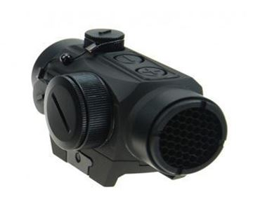 Picture of Micro-Max B-Dot w/Flip-up lens covers &  Anti-reflection Device. 2 MOA Dot