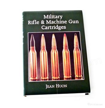 Picture of Military Rifle And Machine Gun Cartridges by Jean Huon