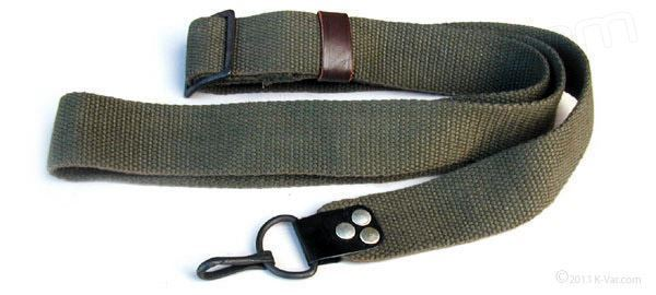 Picture of Arsenal OD Green Canvas Sling