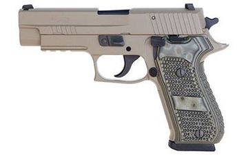 Picture of P220® SCORPION, Elite,  FDE, Beavertail, SRT,  SLITE, Hogue Extreme G10 Grips