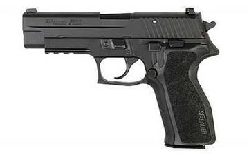 Picture of P226®..Black Nitron Finish, Contrast Sights, 1-Piece E2 Grips..