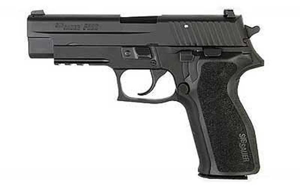 """Picture of SIG SAUER P226""""(E26R-40-B) .40 S&W Black Nitron Finish"""