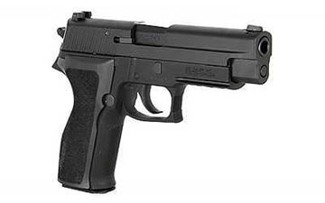 Picture of P226®..Black Nitron Finish, SLITE Night Sights, 1-Piece Enhanced E2 Grip..