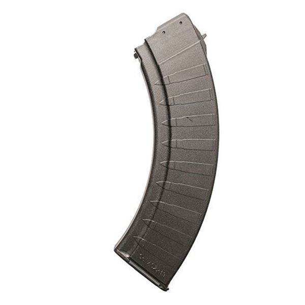 Picture of Polymaggs Pack of 100 7.62x39mm Black 40 Round Magazines