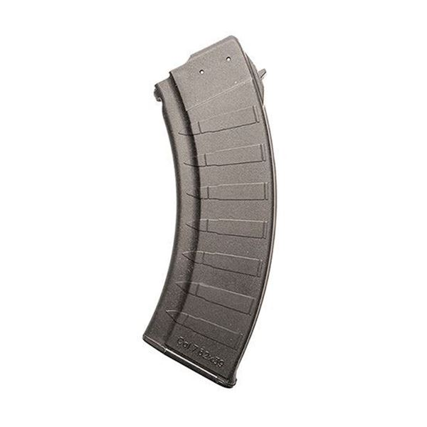 Picture of Polymaggs Pack of 8 7.62x39mm Black Polymer 30 Round Magazines