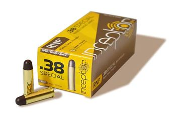Picture of Polycase .38 Special 84gr RNP Lead Free Ammo - Box of 50