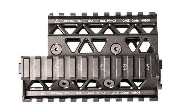 Picture of Arsenal Precision Picatinny Quad Rail Krink Handguard System