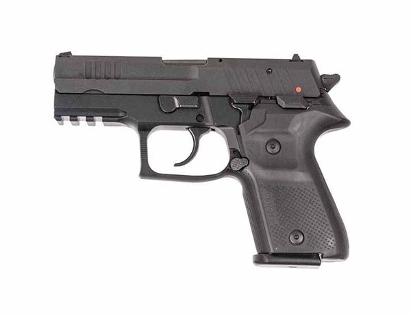 Picture of Rex Zero 1CP Compact Pistol, Black, 9mm Semi-Automatic With Two 10-Round Magazines & Hard Case