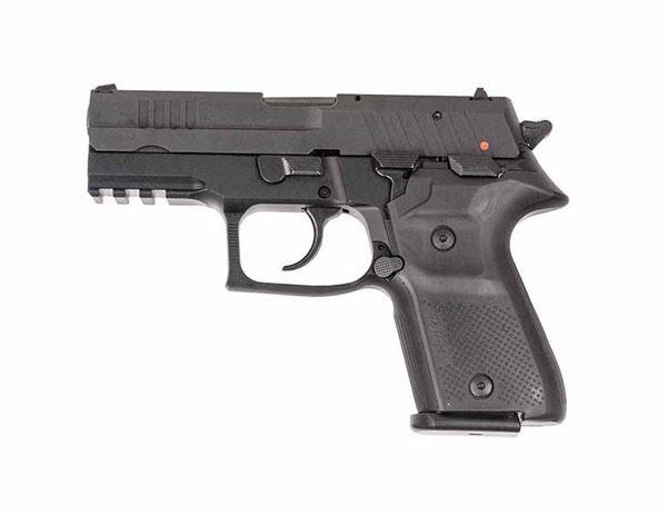 Picture of Arex Rex Zero 1CP-01 Black 9mm Semi-Automatic 15 Round Pistol