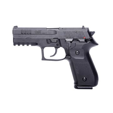 Picture of Rex Zero 1S 10-Round Standard Pistol, Black, 9mm With Two 10-Round Magazines and Hard Case