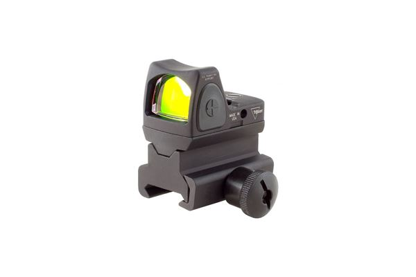 Picture of Trijicon 700048: RMR Adjustable LED Sight - 6.50 MOA Adj Red Dot w/RM34 Mount