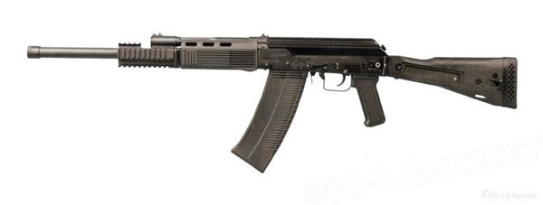 Picture of IZHMASH Law Enforcement Variation Saiga 12 Shotgun
