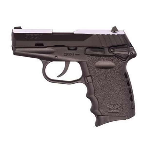Picture of SCCY 9mm w/safety CB