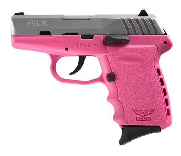 Picture of SCCY CPX-2 PINK