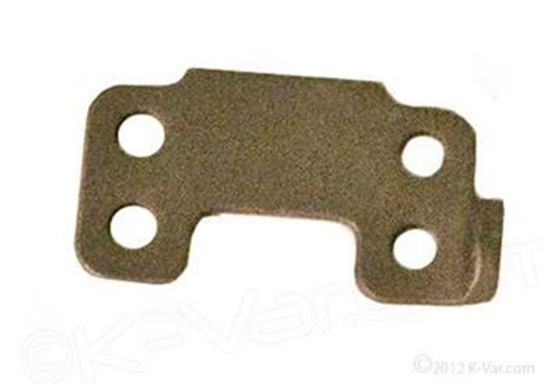 Picture of Selector stop plate, for stamped receiver rifles, phosphate finish, Bulgarian